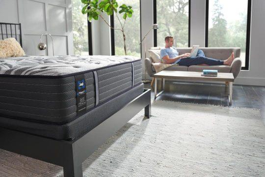 Sealy Posturepedic Plus Determiniation Cushion Firm Mattress