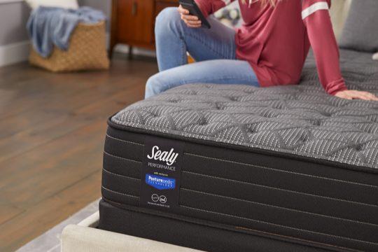 Sealy Posturepedic Performance Chestnut Street Cushion Firm Mattress